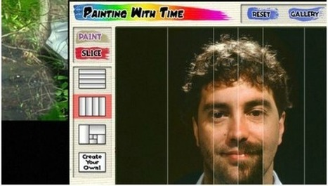 New App Lets iPad Users 'Paint' with Time | TechNewsDaily.com | This Gives Me Hope | Scoop.it
