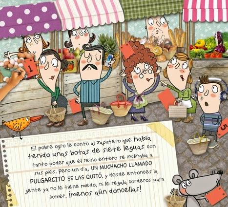 Historias de pitufines: Llega el primer libro infantil con realidad aumentada   REALIDAD AUMENTADA Y ENSEÑANZA 3.0 - AUGMENTED REALITY AND TEACHING 3.0   Scoop.it