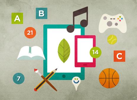 Top 6 Aplicaciones Móviles educativas para niños | apps educativas android | Scoop.it