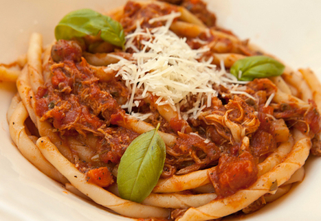 Rabbit Ragu For Pasta | As You Want Dishes | Scoop.it