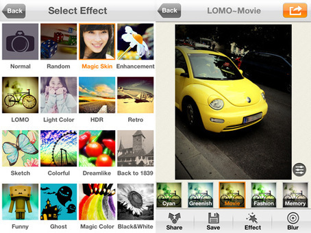 The 10 best iPhone photo apps for designers | Photographer's Guide | Scoop.it