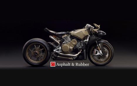 Leaked: Ducati 1199 Panigale R Superleggera Detail Photos   Ductalk Ducati News   Scoop.it