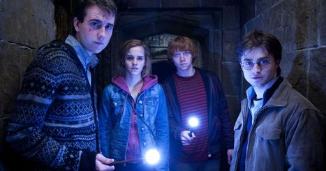 Psychologists Find a Surprising Thing Happens to Kids Who Read Harry Potter | SCIS | Scoop.it