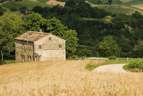 The Beautiful Restored Properties in Le Marche: Montelparo Villa in Marche di Fermo - e-architect | Le Marche Properties and Accommodation | Scoop.it
