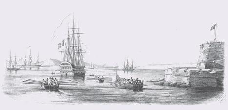 Brève histoire de l'École navale (1er novembre 1830).   Bateaux et Histoire   Scoop.it