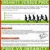 Insanity Vs P90x