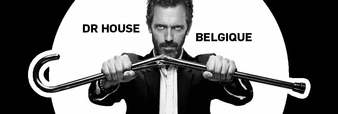 Dr House Belgique