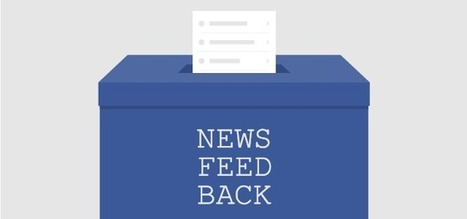 What Facebook's Latest News Feed Tools Mean for Brands | Sprout Social | Social Media e Innovación Tecnológica | Scoop.it