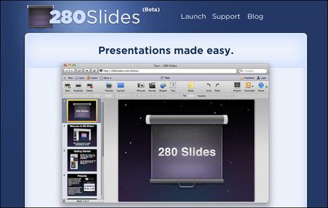 20+ Powerful Online Presentation Tools   Teaching, Learning, and Leadership   Scoop.it