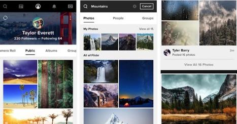 Flickr : il n'est plus nécessaire d'avoir un compte Yahoo | Freewares | Scoop.it