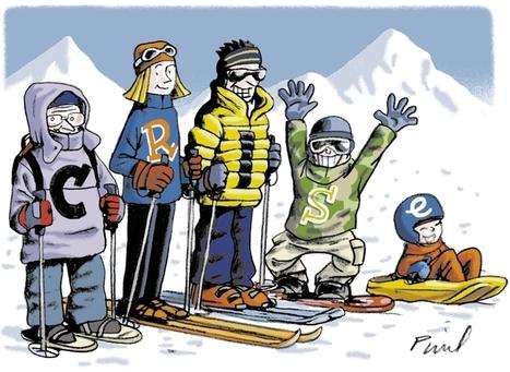 Et pourtant, les stations de sports d'hiver sont pleines..., Editorial | Ma petite entreprise touristique | Scoop.it