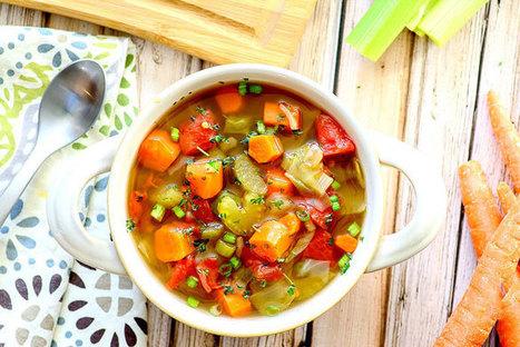 Giảm 7kg bằng súp rau củ chỉ trong 1 tuần | SEO, BUSINESS, TAG | Scoop.it