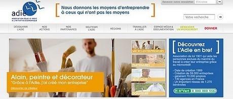 L'Adie fête ses 20 ans en Aquitaine | Economie - Industrie | Actualités en Aquitaine | Aquitaine OnLine | BIENVENUE EN AQUITAINE | Scoop.it