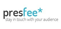 presfee.com - stay in touch with your audience   academiPad   Scoop.it