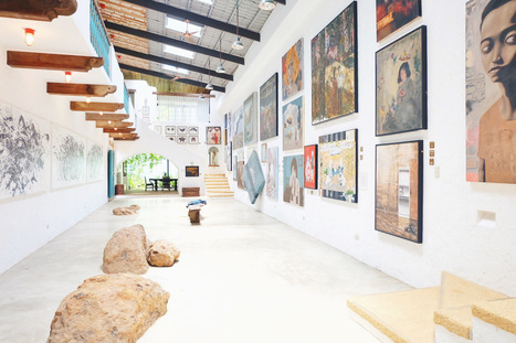 Art at its finest: Pinto Art Museum | Philippine Travel | Scoop.it