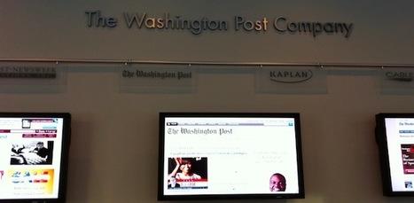 Journalisme et réseaux sociaux: 8 tendances venues des Etats-Unis | Veille_Curation_tendances | Scoop.it