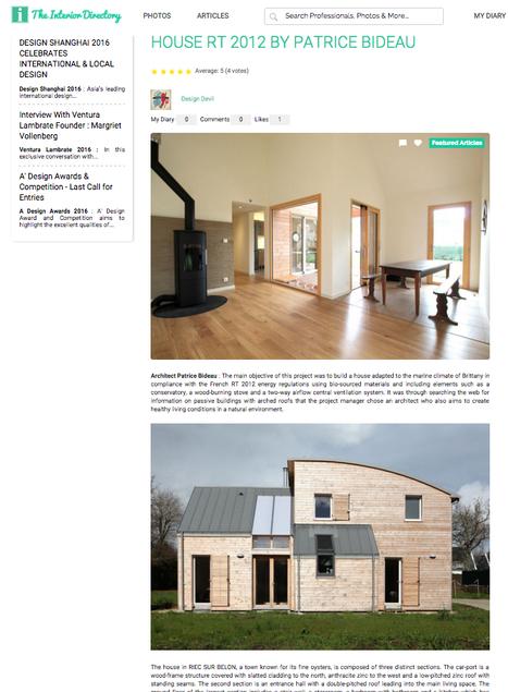 House Rt 2012 By Patrice Bideau Th