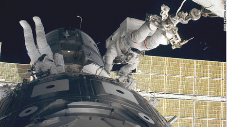 NASA Spacewalks set to fix #ISS cooling pump | News You Can Use - NO PINKSLIME | Scoop.it