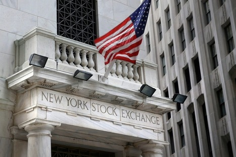 Wall Street chute à l'ouverture   Bourse   Pierre-André Fontaine   Scoop.it