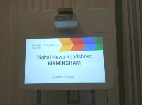 5 ways journalists can use Google tools - from the Digital News Roadshow | Futuro do Jornalismo | Scoop.it