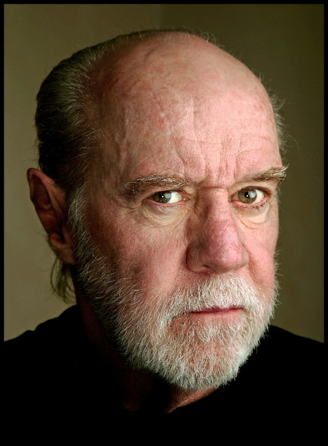 Conformity Isn't a Recipe for Excellence: George Carlin | Visual*~*Revolution | Scoop.it