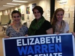 Warren Field Office Humming on a Wednesday Morning | Blue Mass Group | Massachusetts Senate Race 2012 | Scoop.it