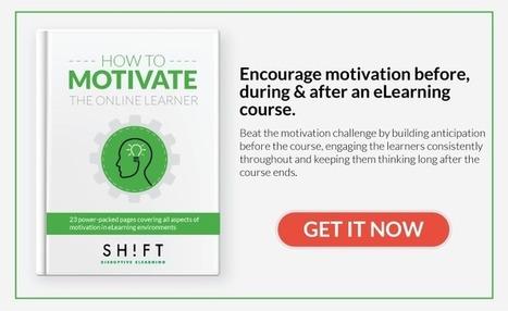 The Basics of Motivational eLearning Design | AprendizajeVirtual | Scoop.it