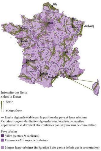 Réforme territoriale: ces régions dont la France a vraiment besoin - L'Express | Urba | Scoop.it