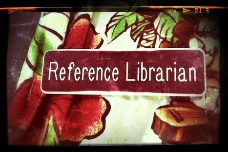 5 Things I Learned This Term About Teaching Information Literacy | Sharing Information literacy ideas | Scoop.it