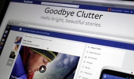 Facebook parviendra-t-il à vous faire accepter des pubs vidéo dans vos fils d'actualité ? | E-marketing et les réseaux sociaux | Scoop.it