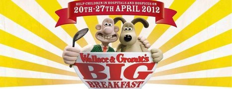 Wallace & Gromit's children's Foundation | Facebook | Tessa Winship.com Children's Picture Books | Scoop.it