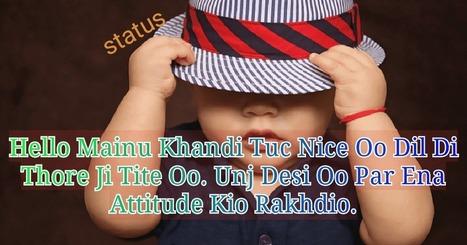 Attitude Quotes In Punjabi Hindi | Graph Pedia