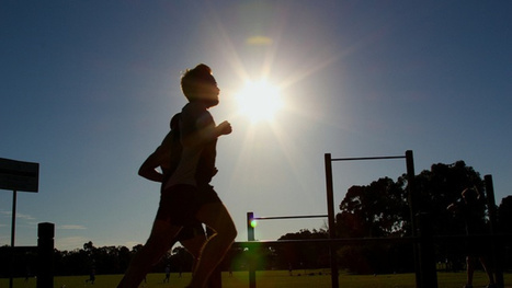 How Regular Exercise Can Calm Anxiety | Peak Performance News | Scoop.it