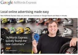 What is Google AdWords Express? Online Advertising For Small Business | Optometry Web Presence | Scoop.it