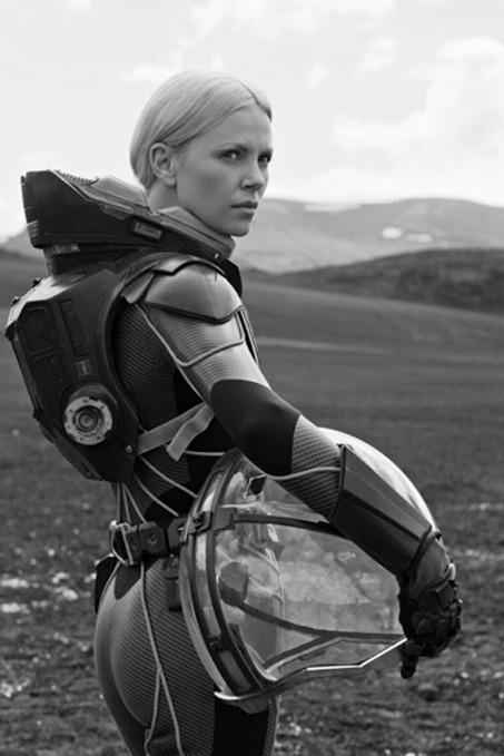 Infidel Bloggers Alliance: Sci-fi babe of the week | Prometheus Movie | Scoop.it