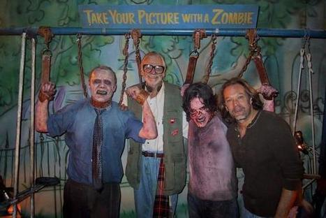 Marvel, Zombi e George Romero...insieme!!!   Fumetti   Scoop.it