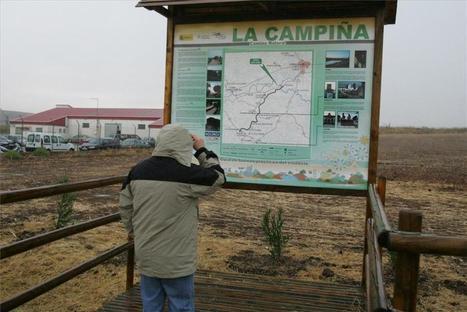La Vía Verde de la Campiña, protagonista en una jornada en la Diputaci - Provincia | Blogs de naturaleza | Scoop.it