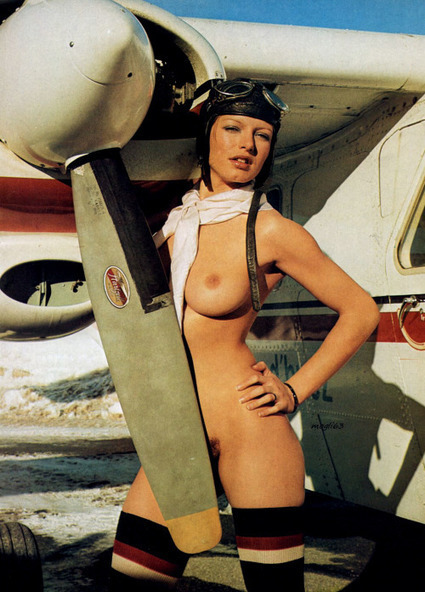 #vintage girls - naked #pinup - #モデル スポーツ - #retro... | vintage nudes | Scoop.it