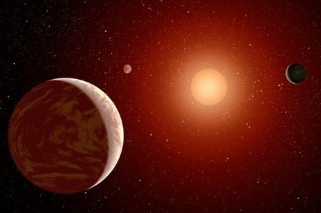 Eight Exoplanets That Could Support Life Discovered | Good news from the Stars | Scoop.it