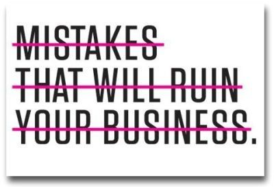 25 ways to screw up your brand | SMB Marketing Monitor | Scoop.it