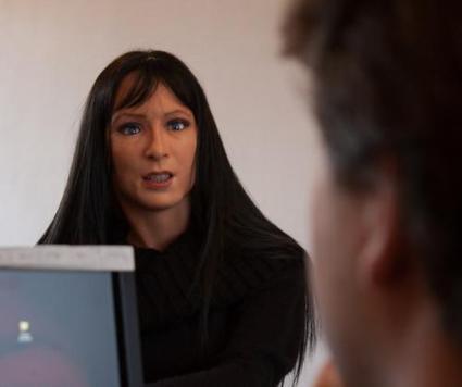 Research » FACE team seeks to melt 'Uncanny' ice for robot bonds | Moral Development | Scoop.it