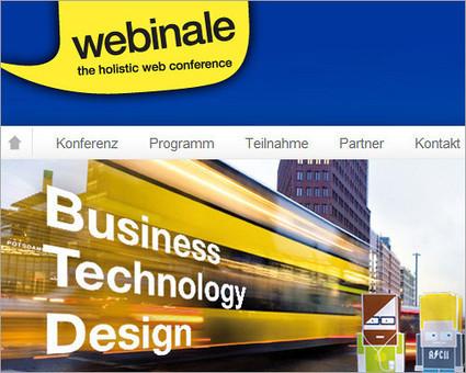 Upcoming Web Design And Development Conferences For 2012   Smashing Magazine   WEBOLUTION!   Scoop.it