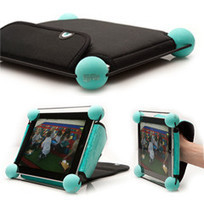 The Original Universal Tablet Stablizing and Shock Absorbing Harness   iBallz™ for iPad   iPads and Other Tablets in Education   Scoop.it