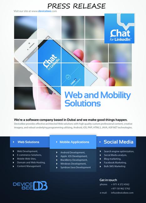 Best Mobile App Development Company | Blink Chat for LinkedIn™ | Scoop.it