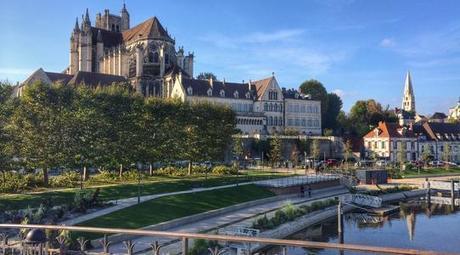 Photowalk à travers les rues d'Auxerre | Infos e-tourisme FROTSI Bourgogne | Scoop.it