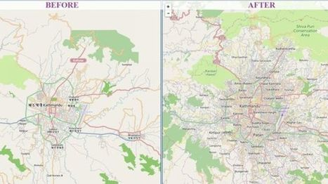 How 'crisis mapping' is helping relief efforts in Nepal | Geography Education | Scoop.it