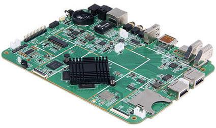 MYiR Tech MYC-JA5D2X System-on-Module is Powere