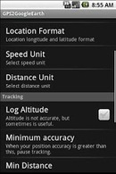 GPS2GoogleEarth - Android Apps on Google Play | Spatial in Schools | Scoop.it