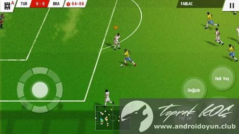 Real Football 2013 Gameloft Apk Download