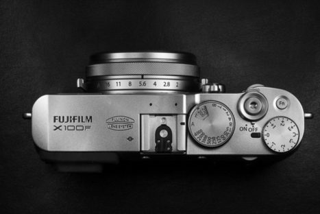 What's new on the X100F | Best Quality Mirrorless Cameras | Scoop.it